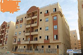 Ad Photo: Apartment 3 bedrooms 1 bath 123 sqm semi finished in New Heliopolis  Cairo