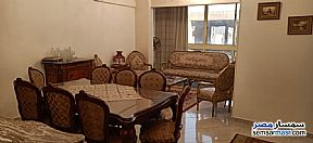 Ad Photo: Apartment 3 bedrooms 1 bath 124 sqm super lux in First Settlement  Cairo