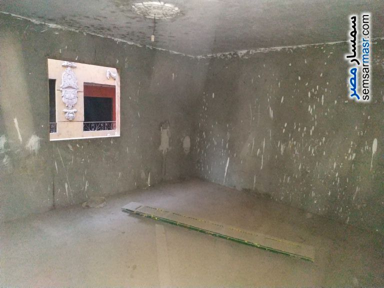 Photo 5 - Apartment 2 bedrooms 1 bath 125 sqm without finish For Sale Warraq Giza