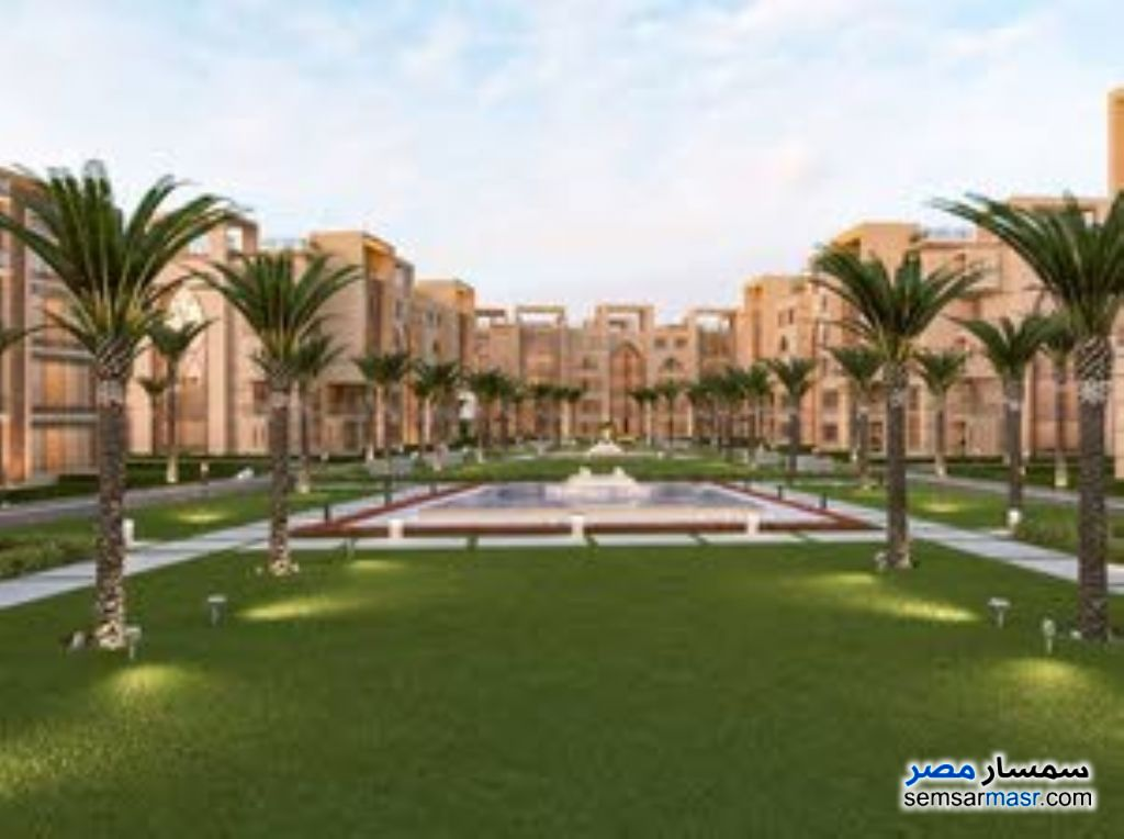 Photo 4 - Apartment 3 bedrooms 2 baths 127 sqm semi finished For Sale Fifth Settlement Cairo