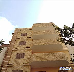 Ad Photo: Apartment 3 bedrooms 1 bath 130 sqm lux in Districts  6th of October