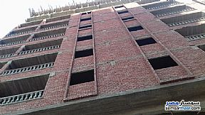 Ad Photo: Apartment 3 bedrooms 1 bath 130 sqm without finish in Al Salam City  Cairo