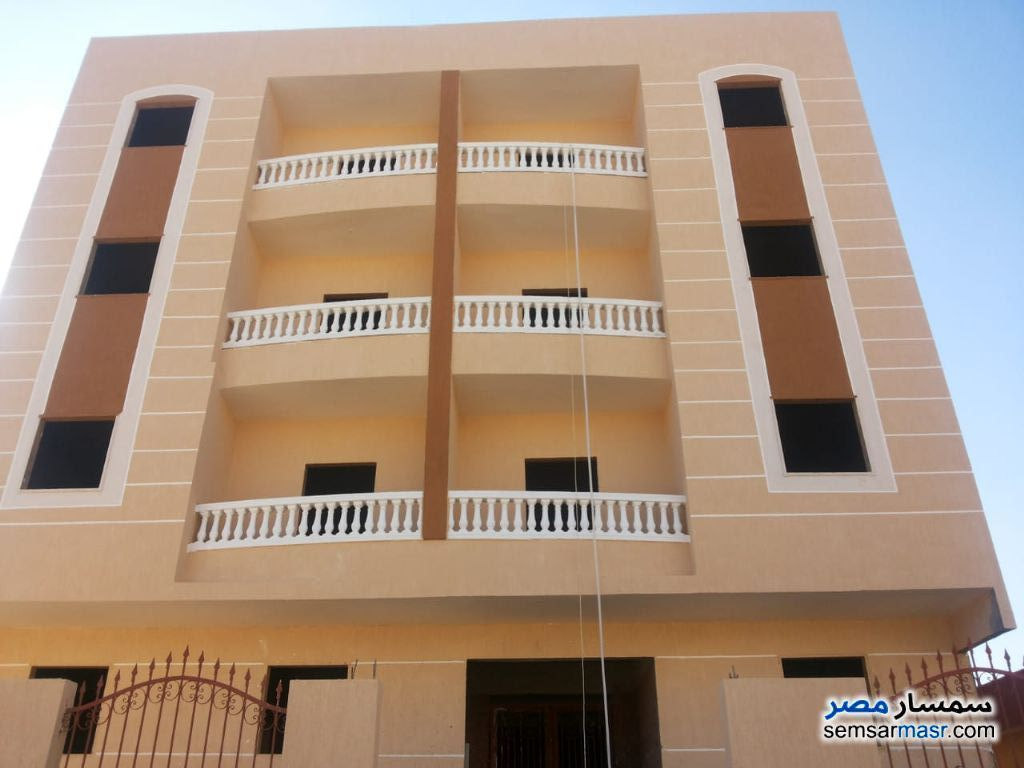 Ad Photo: Apartment 3 bedrooms 2 baths 130 sqm semi finished in Badr City  Cairo