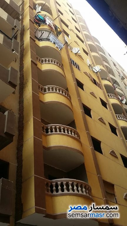 Photo 1 - Apartment 3 bedrooms 1 bath 130 sqm lux For Sale Ain Shams Cairo