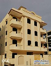 Ad Photo: Apartment 3 bedrooms 1 bath 135 sqm semi finished in October Gardens  6th of October