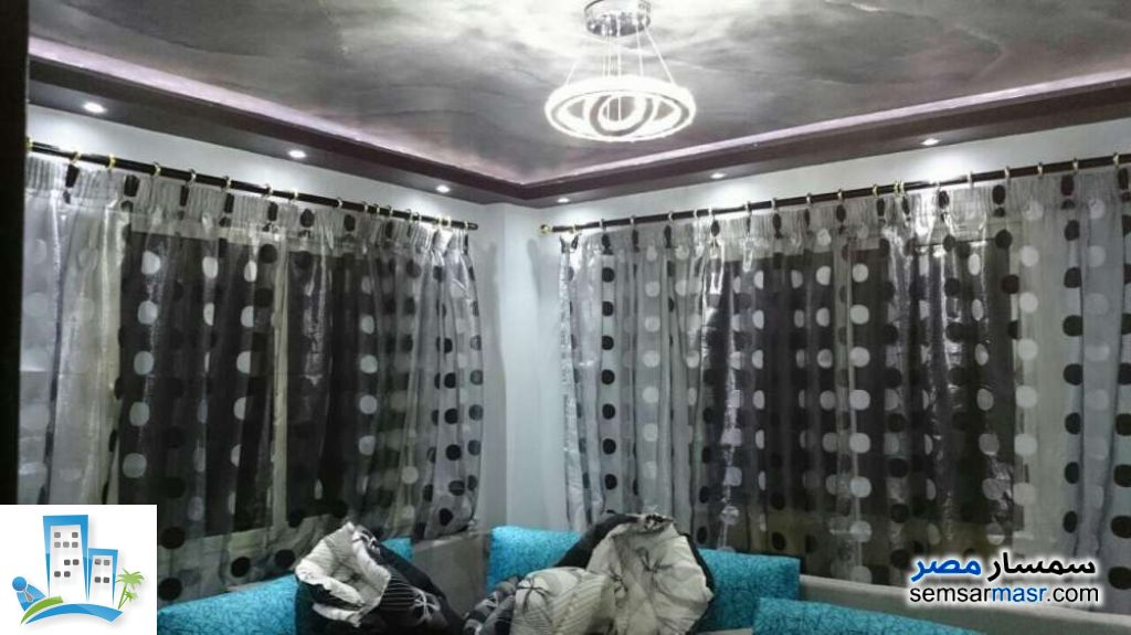Photo 1 - Apartment 2 bedrooms 2 baths 135 sqm extra super lux For Rent Ashgar City 6th of October