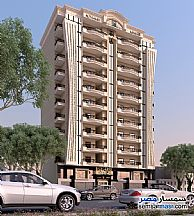 Ad Photo: Apartment 3 bedrooms 1 bath 145 sqm without finish in Shibin El Kom  Minufiyah