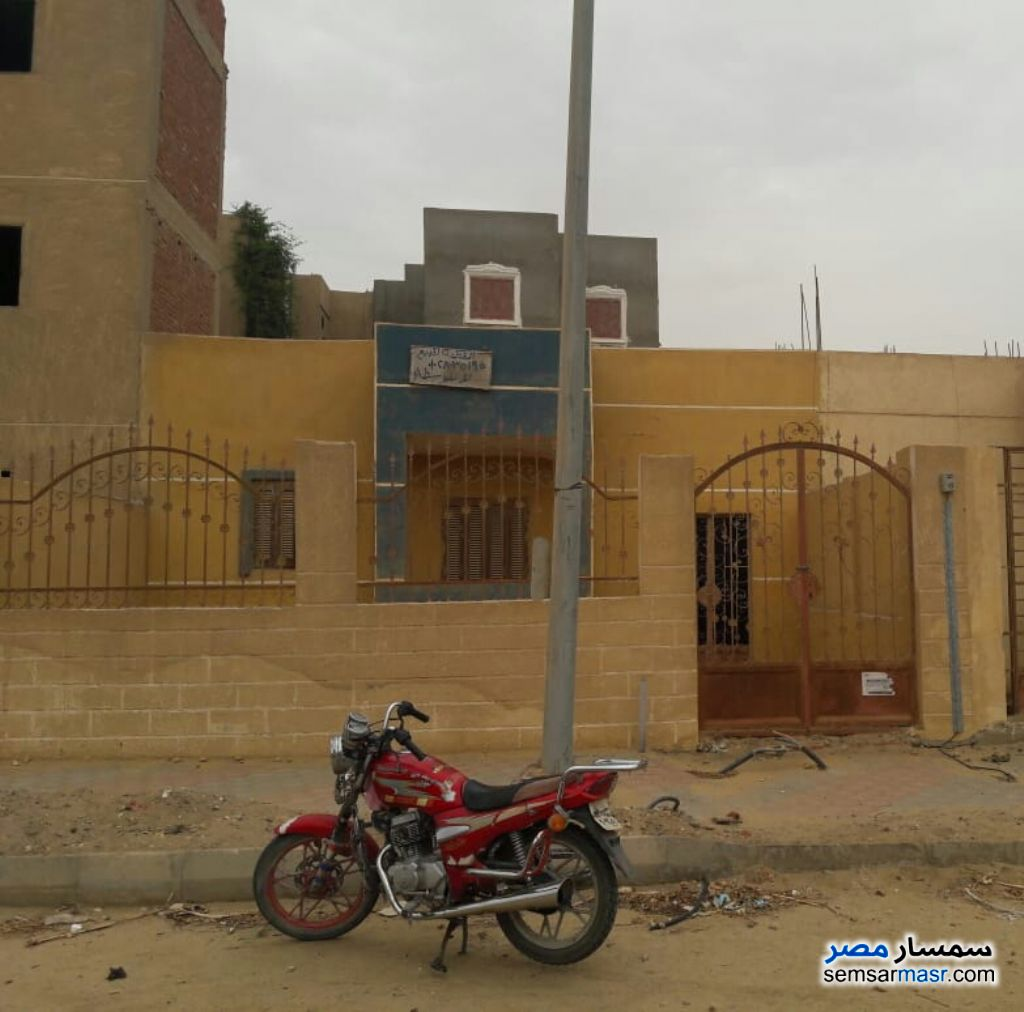 Photo 1 - Apartment 2 bedrooms 2 baths 150 sqm without finish For Sale Ashgar City 6th of October