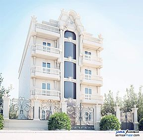 Ad Photo: Apartment 3 bedrooms 2 baths 150 sqm without finish in Badr City  Cairo