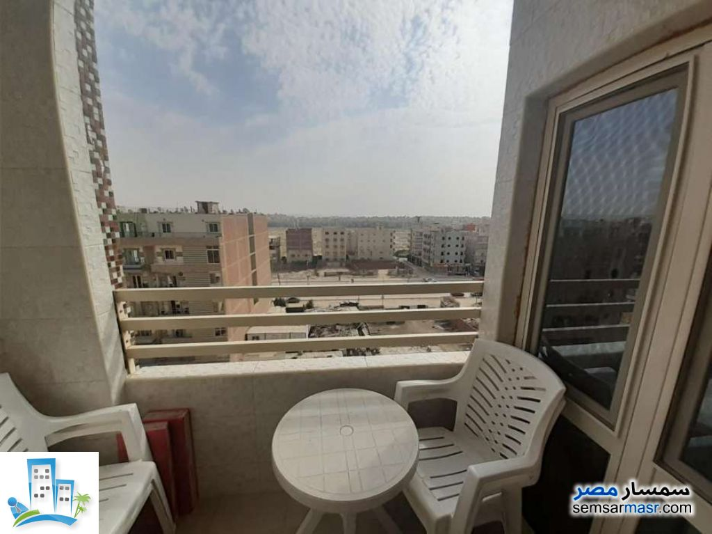 Apartment 3 bedrooms 2 baths 150 sqm super lux For Sale Mokattam Cairo - 1