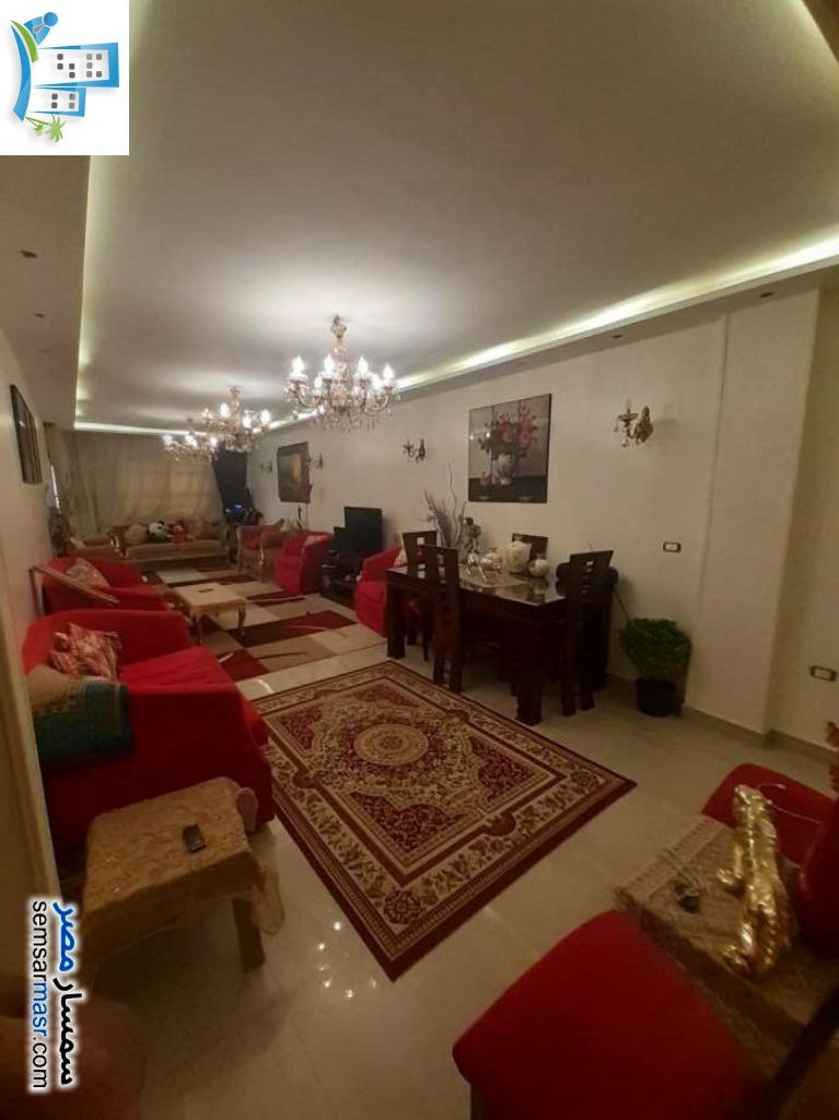Apartment 3 bedrooms 2 baths 150 sqm super lux For Sale Mokattam Cairo - 7