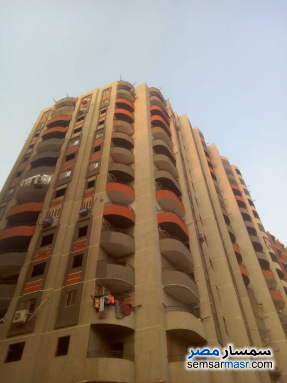 Photo 1 - Apartment 3 bedrooms 2 baths 155 sqm without finish For Sale Faisal Giza