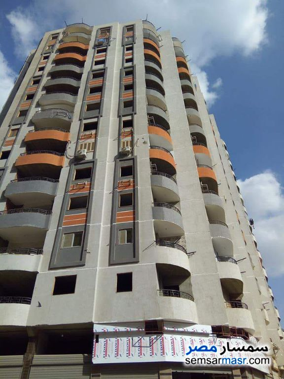 Photo 3 - Apartment 3 bedrooms 2 baths 155 sqm without finish For Sale Faisal Giza