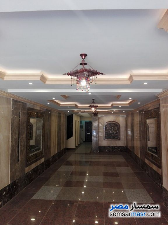 Photo 2 - Apartment 3 bedrooms 2 baths 178 sqm semi finished For Sale Hadayek Al Ahram Giza