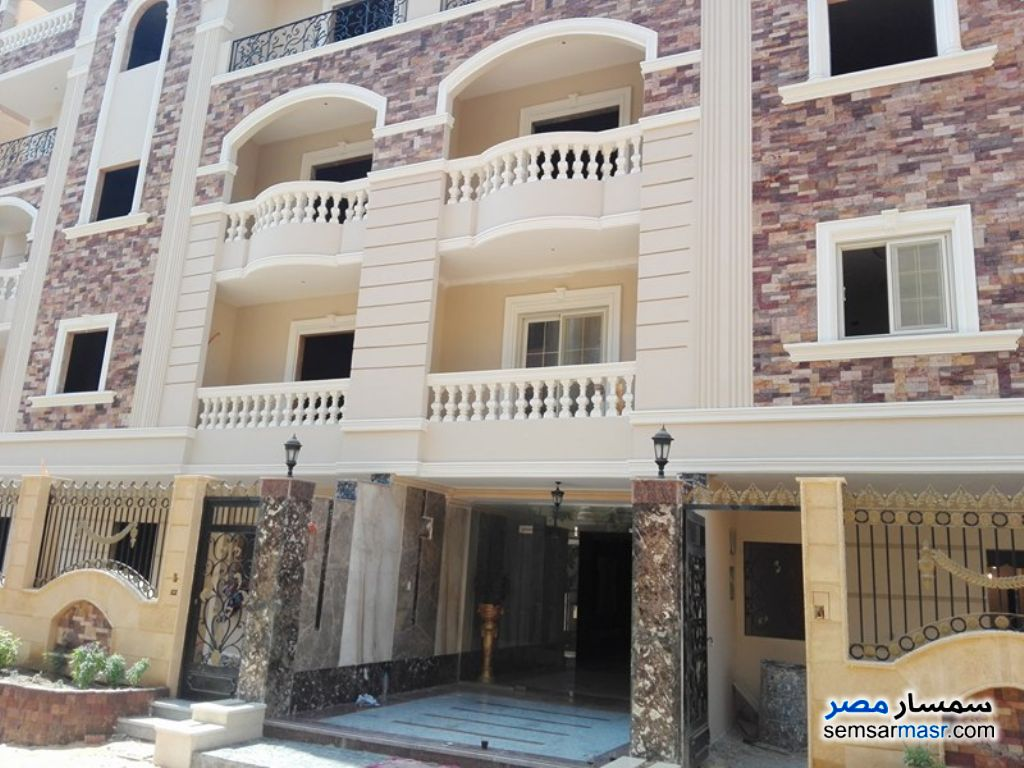 Photo 4 - Apartment 3 bedrooms 2 baths 178 sqm semi finished For Sale Hadayek Al Ahram Giza