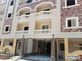 Apartment 3 bedrooms 2 baths 178 sqm semi finished For Sale Hadayek Al Ahram Giza - 4
