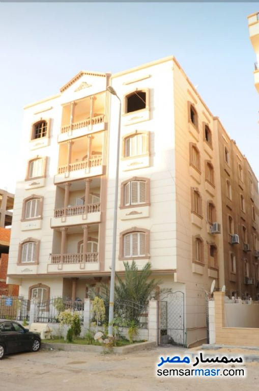 Photo 5 - Apartment 3 bedrooms 2 baths 160 sqm semi finished For Sale Badr City Cairo