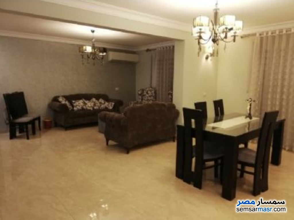 Photo 2 - Apartment 3 bedrooms 2 baths 160 sqm extra super lux For Sale Mohandessin Giza