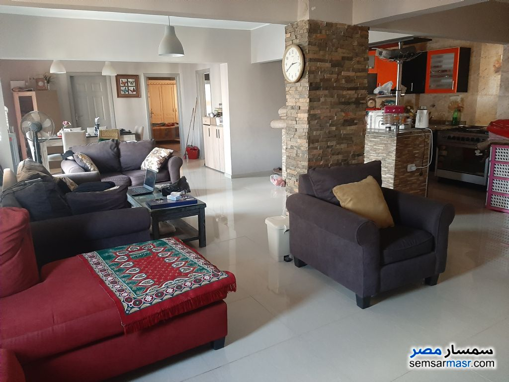 Ad Photo: Apartment 3 bedrooms 1 bath 160 sqm super lux in Beta Gardens  6th of October