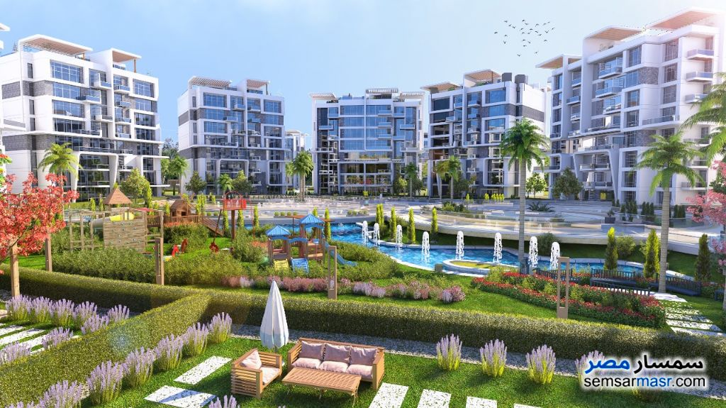 Photo 13 - Apartment 3 bedrooms 3 baths 161 sqm extra super lux For Sale New Capital Cairo