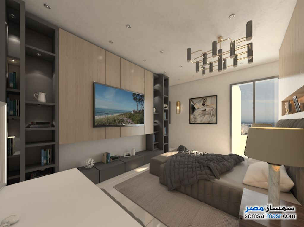 Photo 29 - Apartment 3 bedrooms 3 baths 161 sqm extra super lux For Sale New Capital Cairo