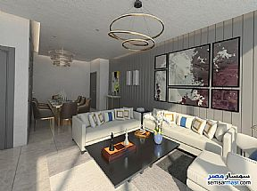 Apartment 3 bedrooms 3 baths 161 sqm extra super lux For Sale New Capital Cairo - 30