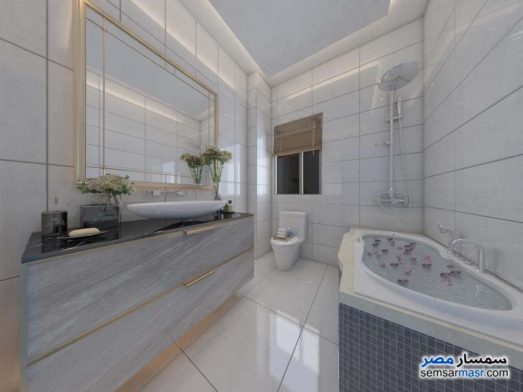 Photo 32 - Apartment 3 bedrooms 3 baths 161 sqm extra super lux For Sale New Capital Cairo