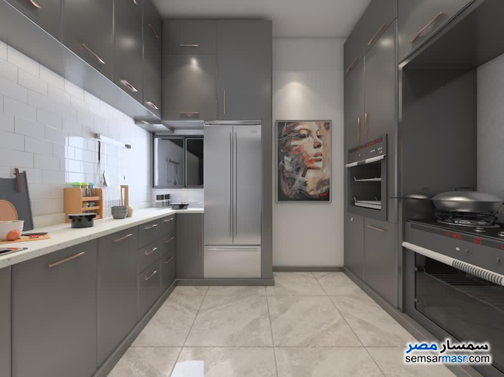 Photo 34 - Apartment 3 bedrooms 3 baths 161 sqm extra super lux For Sale New Capital Cairo