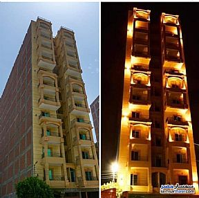 Ad Photo: Apartment 3 bedrooms 2 baths 165 sqm without finish in Shibin El Kom  Minufiyah