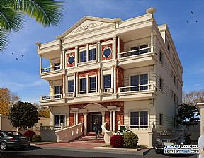 Ad Photo: Apartment 3 bedrooms 1 bath 165 sqm semi finished in 6th of October