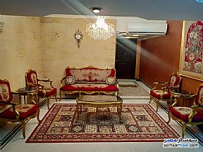 Ad Photo: Apartment 3 bedrooms 1 bath 180 sqm super lux in Mohandessin  Giza