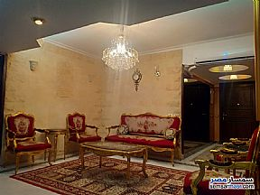 Apartment 3 bedrooms 1 bath 180 sqm super lux For Rent Mohandessin Giza - 5