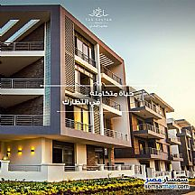 Ad Photo: Apartment 3 bedrooms 2 baths 191 sqm without finish in First Settlement  Cairo