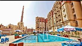 Apartment 3 bedrooms 3 baths 193 sqm semi finished For Sale Mokattam Cairo - 13