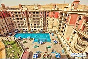 Apartment 3 bedrooms 3 baths 193 sqm semi finished For Sale Mokattam Cairo - 2