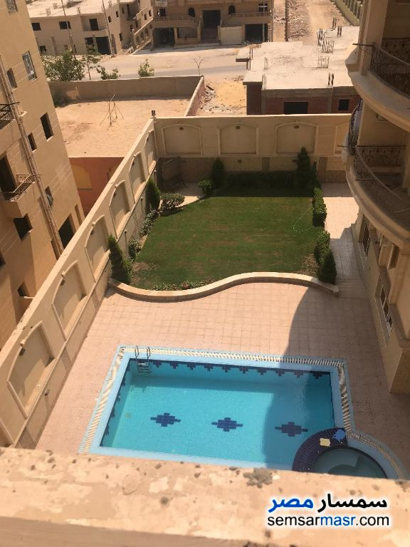 Photo 5 - Apartment 3 bedrooms 2 baths 195 sqm semi finished For Sale El Motamayez District 6th of October