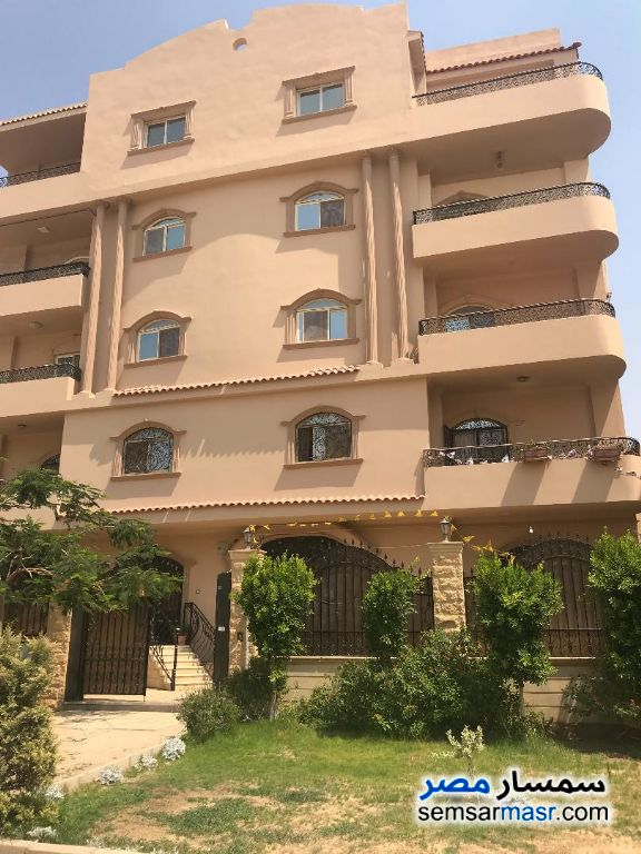 Photo 1 - Apartment 3 bedrooms 2 baths 195 sqm semi finished For Sale El Motamayez District 6th of October
