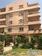 Apartment 3 bedrooms 2 baths 195 sqm semi finished For Sale El Motamayez District 6th of October - 1