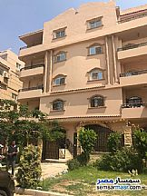 Apartment 3 bedrooms 2 baths 195 sqm semi finished For Sale El Motamayez District 6th of October - 2