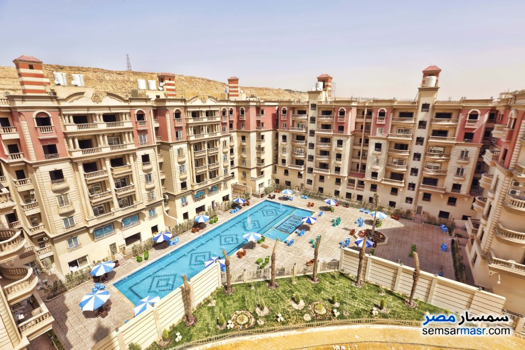 Photo 1 - Apartment 3 bedrooms 3 baths 198 sqm semi finished For Sale Mokattam Cairo