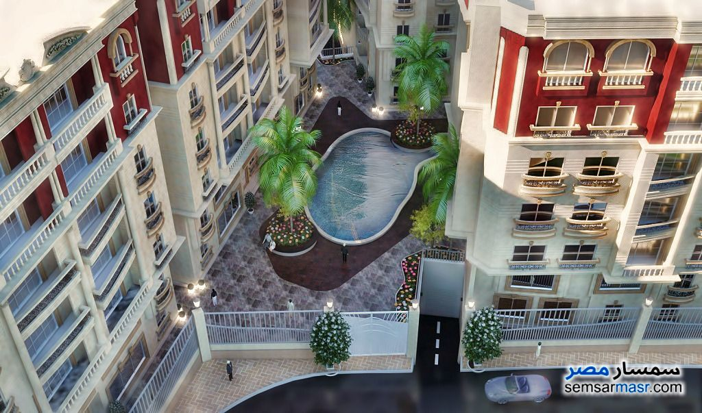 Photo 16 - Apartment 3 bedrooms 3 baths 198 sqm semi finished For Sale Mokattam Cairo