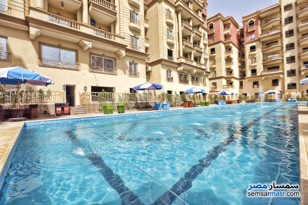 Photo 2 - Apartment 3 bedrooms 3 baths 198 sqm semi finished For Sale Mokattam Cairo