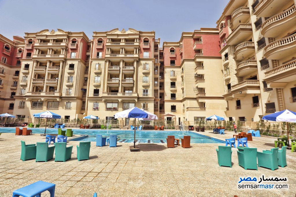 Photo 3 - Apartment 3 bedrooms 3 baths 198 sqm semi finished For Sale Mokattam Cairo