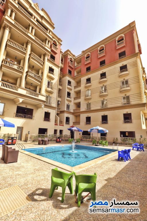Photo 4 - Apartment 3 bedrooms 3 baths 198 sqm semi finished For Sale Mokattam Cairo