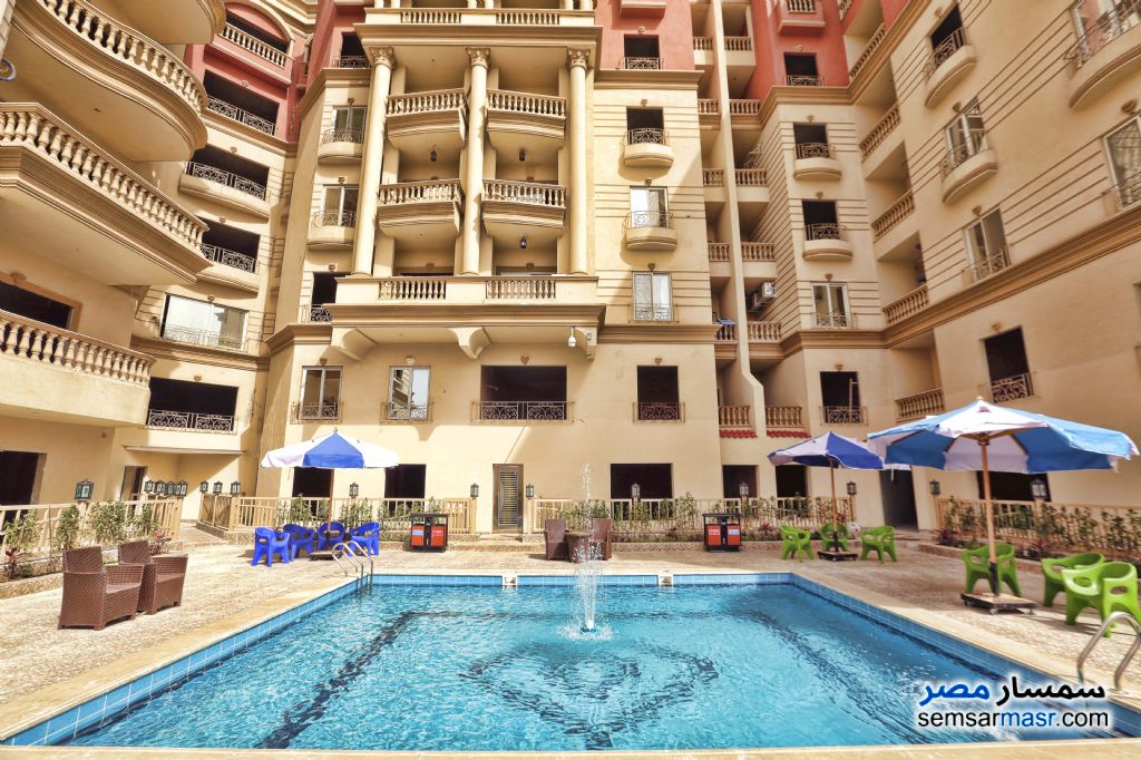 Photo 5 - Apartment 3 bedrooms 3 baths 198 sqm semi finished For Sale Mokattam Cairo
