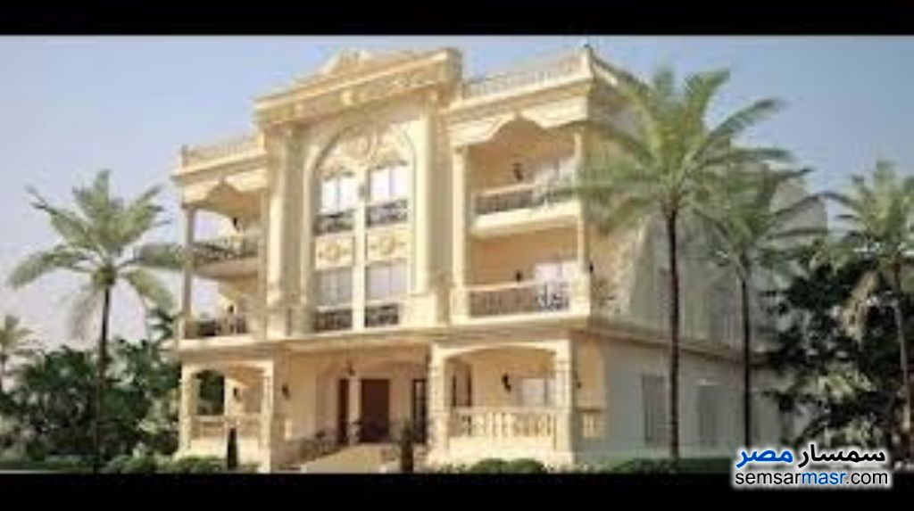Photo 1 - Apartment 3 bedrooms 3 baths 200 sqm semi finished For Sale El Ubour City Qalyubiyah