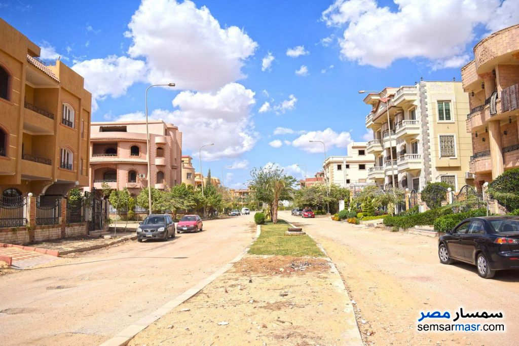 Photo 7 - Apartment 3 bedrooms 3 baths 200 sqm semi finished For Sale El Ubour City Qalyubiyah