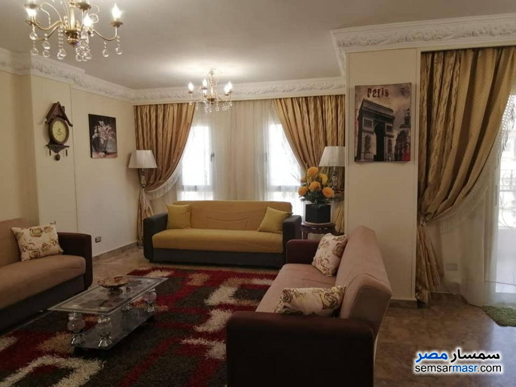 Photo 1 - Apartment 3 bedrooms 2 baths 200 sqm extra super lux For Rent Sheraton Cairo