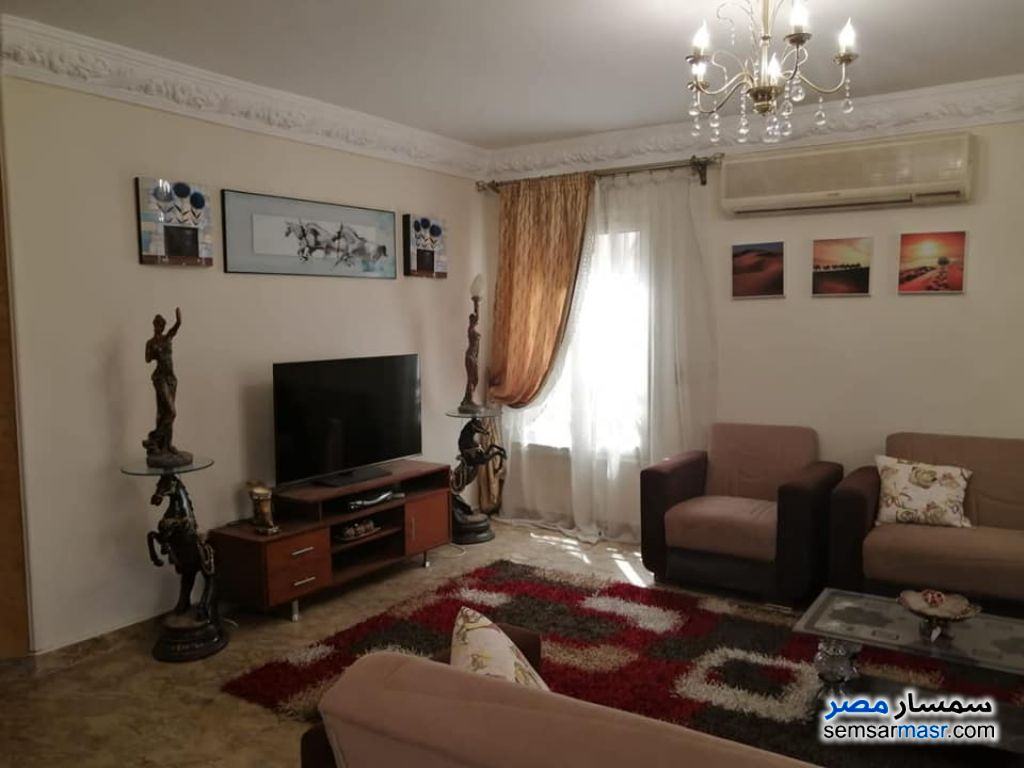 Photo 2 - Apartment 3 bedrooms 2 baths 200 sqm extra super lux For Rent Sheraton Cairo