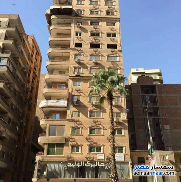 Photo 1 - Apartment 3 bedrooms 2 baths 210 sqm without finish For Sale Faisal Giza